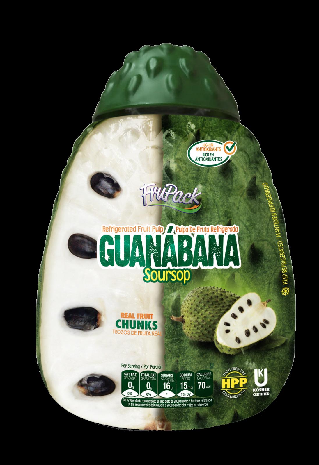 BOTELLA GUANABANA