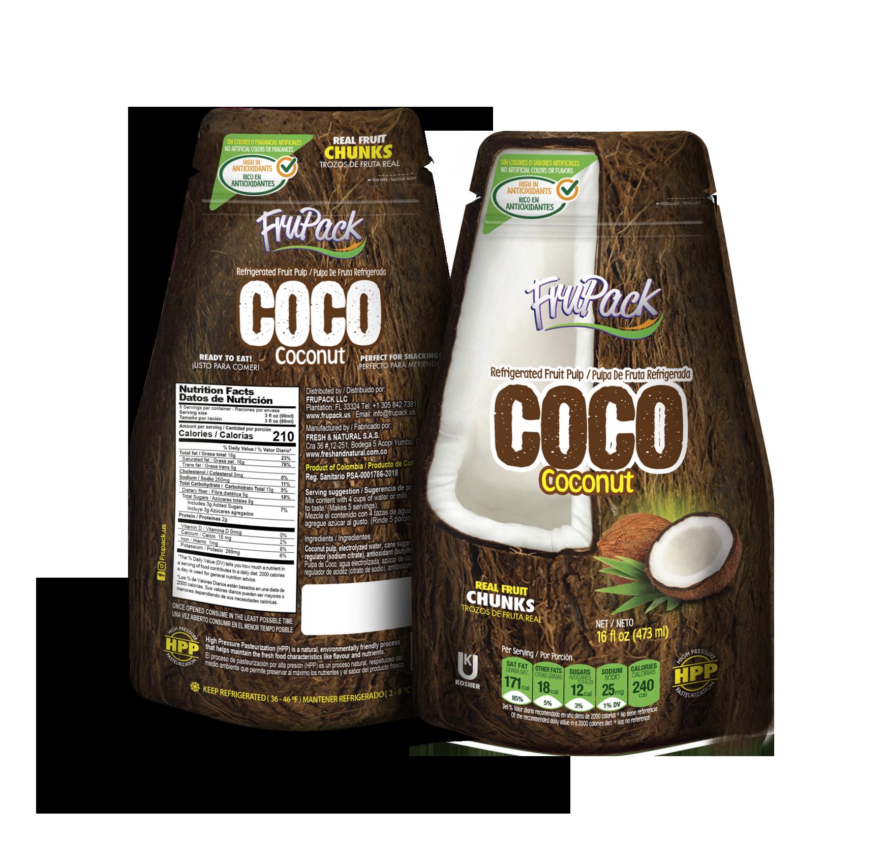 COCO 473 ML
